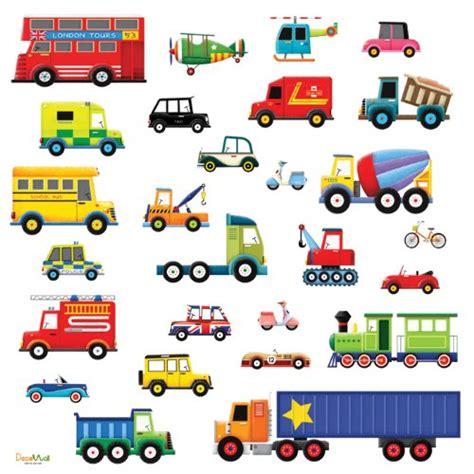 Sticker Kinderzimmer Autos by Wandsticker Kinderzimmer Autos Wandaufkleber De