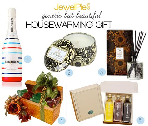 generic gifts 5 generic luxurious house warming gifts jewelpie