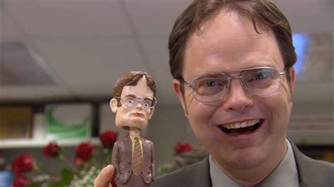 bobblehead the office dwight s bobble filmgarb