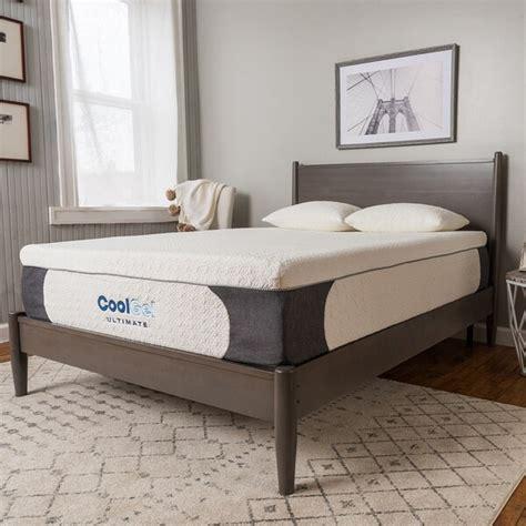shop postureloft   cal king size gel memory foam mattress   pillows  sale
