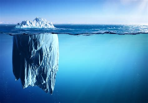 The Iceberg beware the iceberg business continuity is important