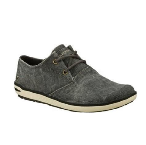 how should oxford shoes fit skechers mens relaxed fit spencer leandro 64077 oxford