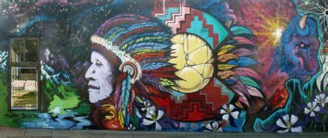 mural  colorado springs colorado  west side