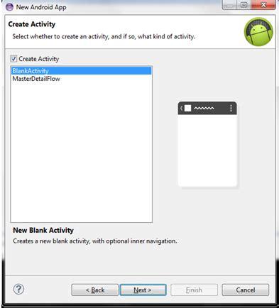 membuat aplikasi android sederhana eclipse java dan android membuat aplikasi android sederhana