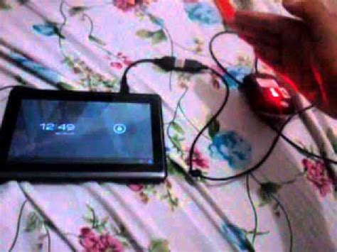 tutorial android tablet tutorial mouse para tablet android youtube