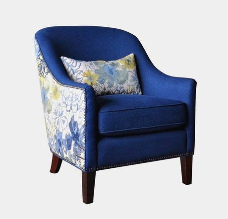floral print accent chairs abhay accent chair blue floral print walmart canada