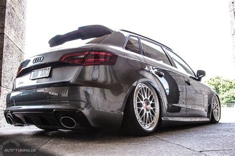 Auto Tuning Audi by Dieser Audi Rs3 Wurde Mal So Richtig Aufpoliert