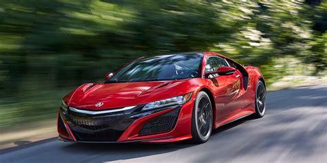 acura nsx supercar full test review car  driver