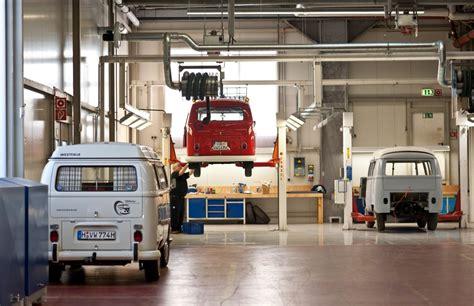 werkstatt hannover volkswagen er 246 ffnet eigene bulli werkstatt in hannover vw
