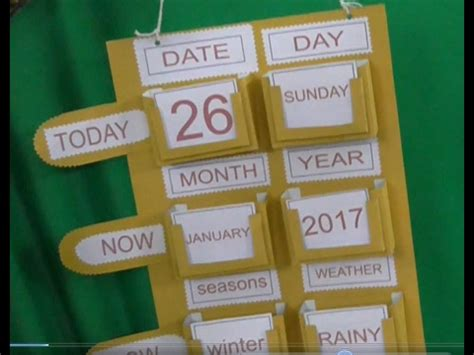 how to make a calendar for school how to make school project calendar easy method