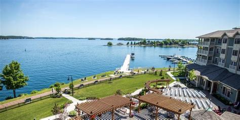 1000 islands harbor hotel weddings get prices for