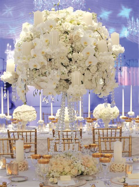 l decoration palette of gold white blush and ivory wedding table decor
