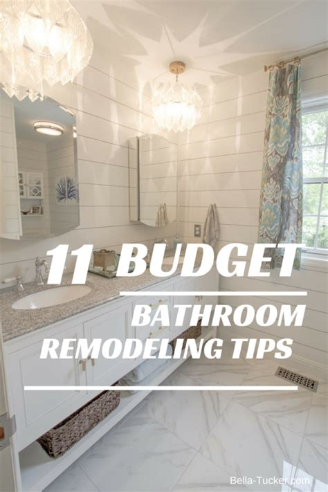 bathroom remodel on a budget ideas bathroom remodeling on a budget tucker decorative