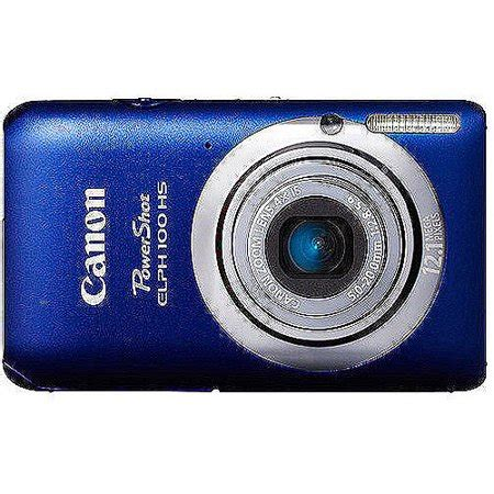 canon powershot elph 100 hs 12.1mp digital camera with 4x