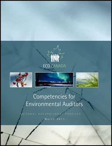 environmental auditors (2010) | eco canada