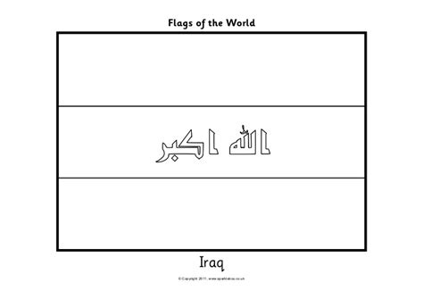 85 iraq flag coloring page flag of maine coloring