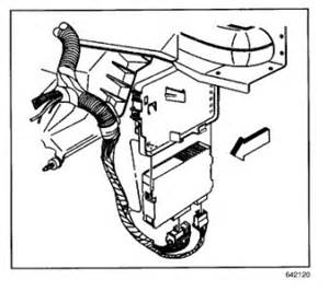 2001 Pontiac Grand Prix Electrical Problems 2001 Buick Regal Computer Module Electrical Problem 2001