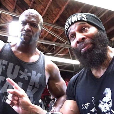 how much can terry crews bench press 1000 images about my thug trainer on pinterest ct