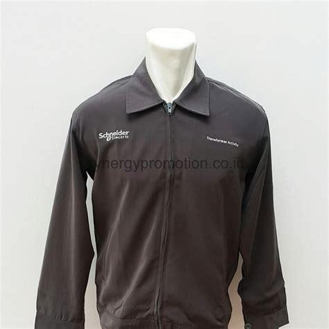 desain jaket simple jaket formal synergy promotion