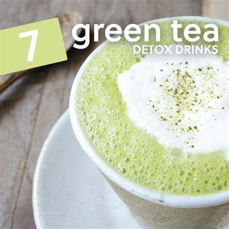 Can Green Tea Detox Your by Cleansing Drinks To Lose Weight