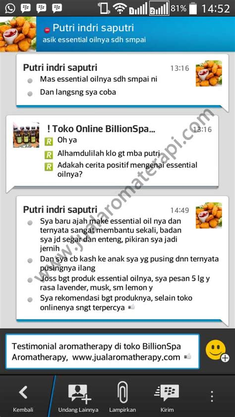 Tungku Aromaterapi Listrik Tl 7 Minyak 4 5 Ml 20 Pcs Testimonial 087785597169 Jual Aromaterapi Jual