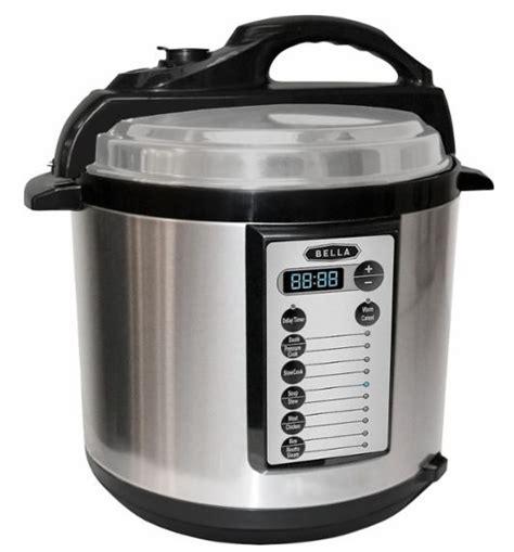 qt tutorial bogo bella electric pressure cooker for 39 99 shipped