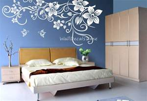 Leaves Wall Decal Nature Vinyl Wall Graphics » Home Design 2017