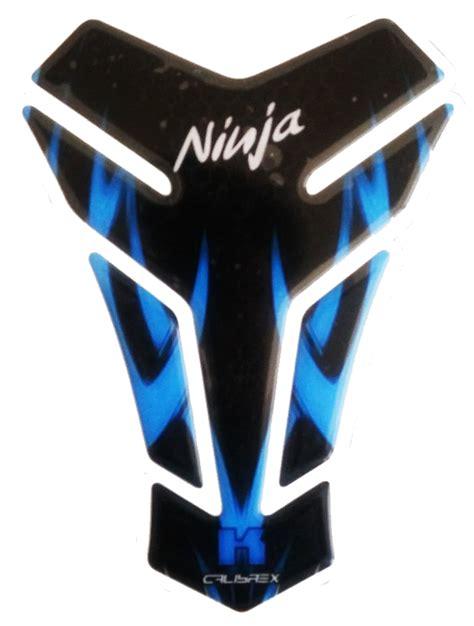 calibrex kawasaki ninja tank pad mavi tpk