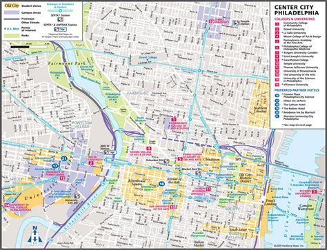 printable street map of philadelphia maps of philadelphia