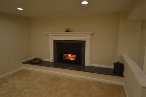 Gas Fireplace For Heating Basement Basement Fireplace Design Ideas Basement Masters