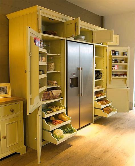 kitchen storage units neptune grand larder unit an elegant solution for all