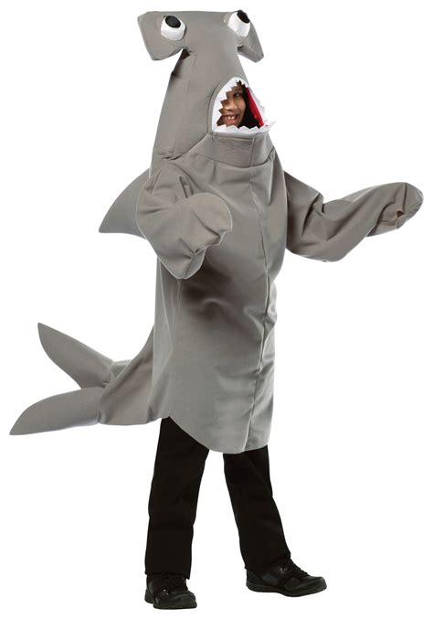 shark costume hammerhead shark costume