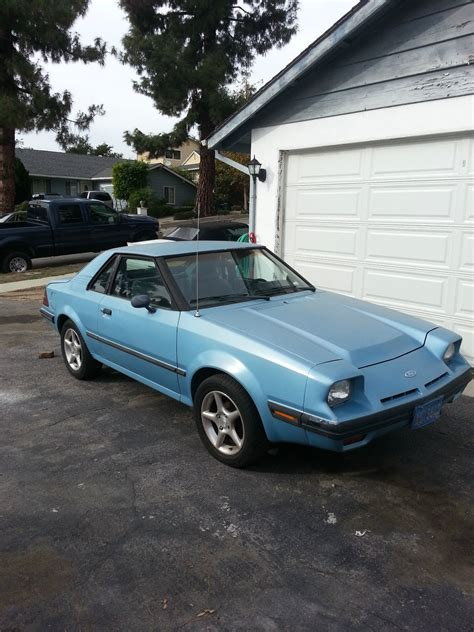 Ford Exp by 1982 Ford Exp Base Hatchback 3 Door 1 6l Collector
