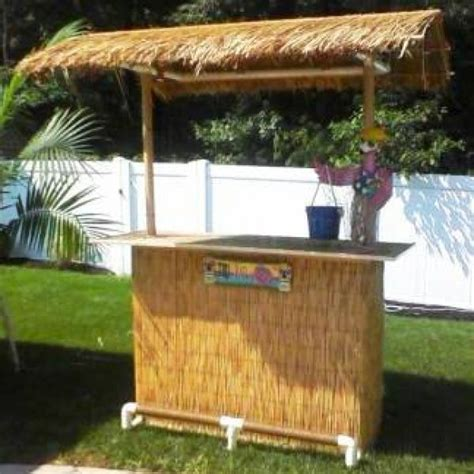 Diy Tiki Hut Tiki Bar City Diy Home Decorating Redue