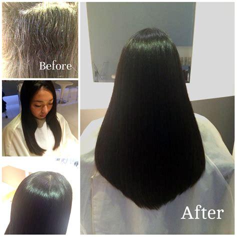 haircut before or after hair rebonding differences between soft rebonding vs volume rebonding vs
