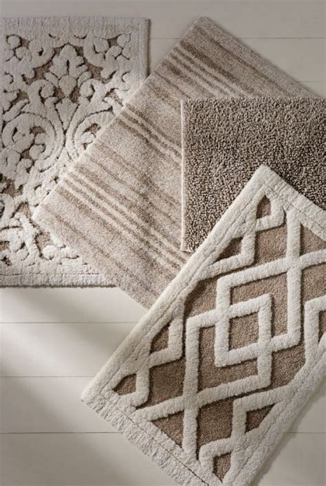 bathroom mat ideas hayden bath rug in love fiber and love