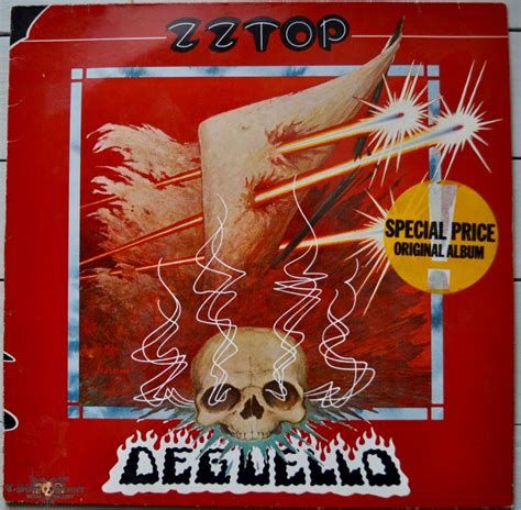 Cd Zz Top Deg Ello zz top deg 252 ello original vinyl tshirtslayer tshirt and