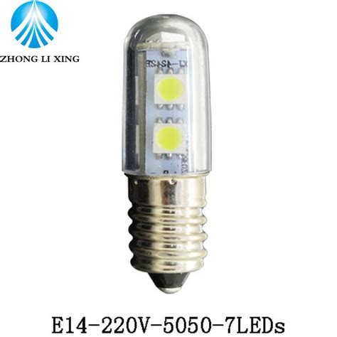 Hori Ledbulb 6 5w led work light chandelier 220v e14 1 5w 3w led small mini bulb lights indicator l for fridge