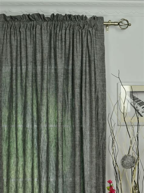 rod pocket drapery rod and pocket curtains stupendous curtain qyk246sg11e01