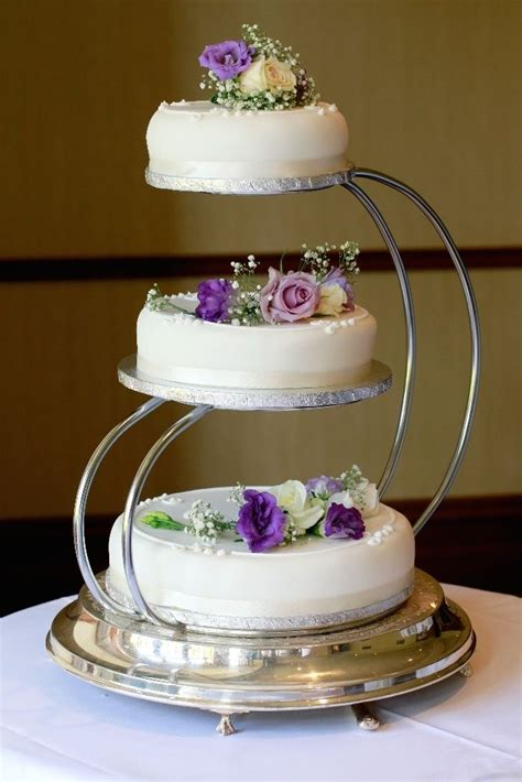wedding cake three tier stand 3 tier wedding cake stand in dalgety bay fife gumtree