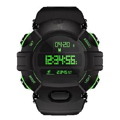 New Razer Nabu Smart Wristwear razer nabu smart wristwear rz18 1560200 r3a1 mwave au