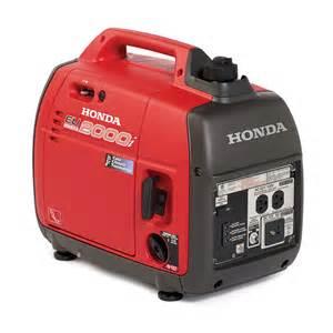 Honda Generators Honda Generator Em3000c Marina Sabrevois
