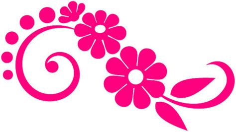 flower design images clipart best