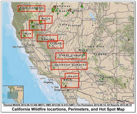 fires in california map cfn california news cal news look california wildfires today