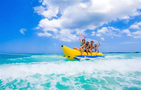 banana boat boracay banana boat boracay boracay activities 2018