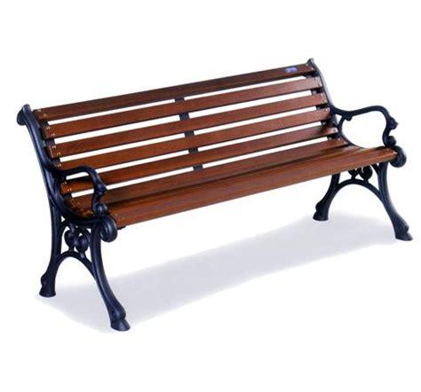 panchine in ghisa e legno panchina in legno con sostegni in ghisa pe02048