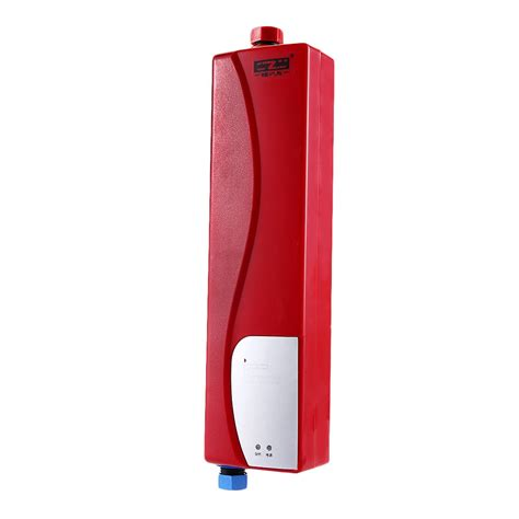 bathroom water heater instant electric indoor tankless water heater for kitchen