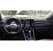 2017 Renault Koleos Interior Lights  YouTube