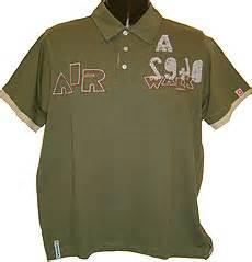 Polo Shirt Airwalk airwalk pacific