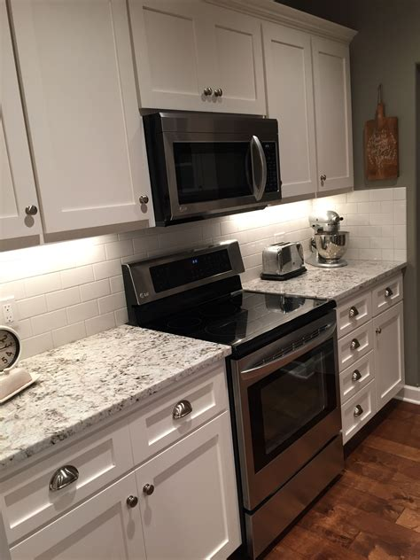 white shaker cabinets with granite farmhouse kitchen with shaker style cabinets painted in